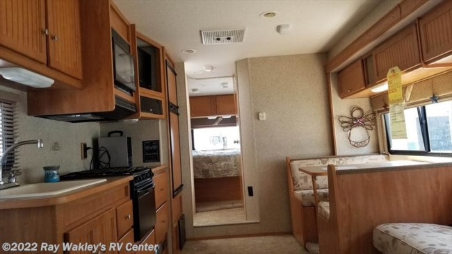 2007 Itasca Impulse 31C Floorplan