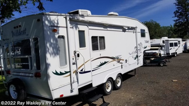 2003 Forest River Wildcat 27RL Floorplan