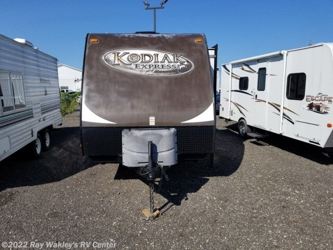 2014 Dutchmen Kodiak Express 173QBSL