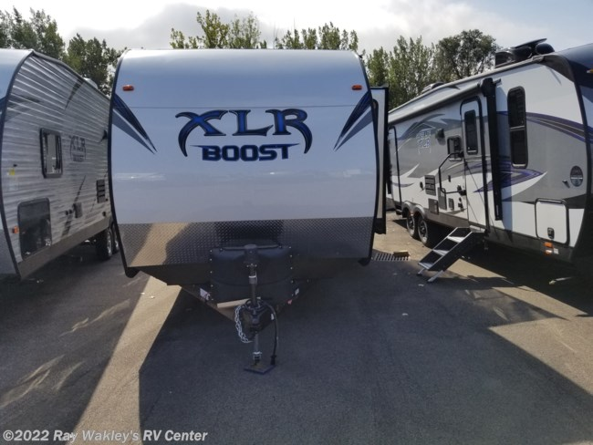 2019 Forest River XLR Boost 27QBX