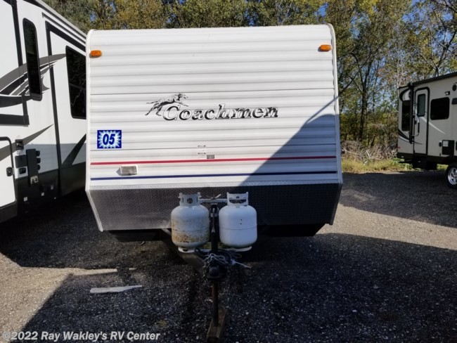 2005 Coachmen Spirit of America 23FKS