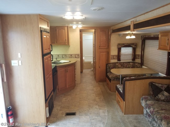 2006 Forest River Sierra 301BH Floorplan