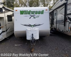 #82178B - 2012 Forest River Wildwood X-Lite 261BH