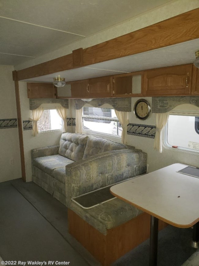 2002 Keystone Sprinter 315FKS Floorplan