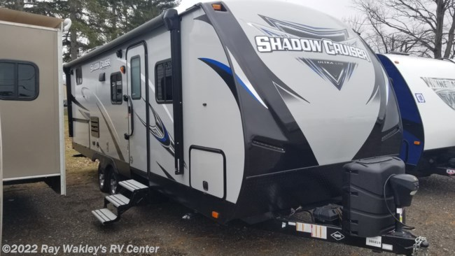 2019 Cruiser RV Shadow Cruiser 240BH