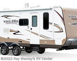 #25052b - 2014 Jayco White Hawk 23MBH