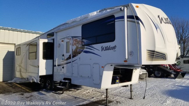 2011 Forest River Wildcat 343FL