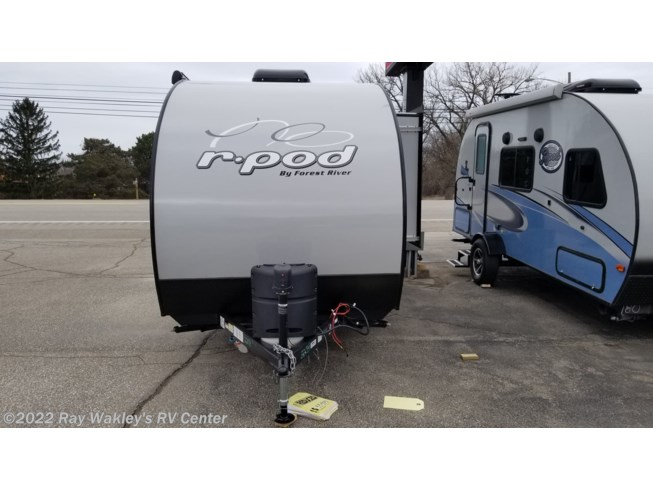 2019 R-Pod 179 by Forest River from Ray Wakley's RV Center in North East, Pennsylvania