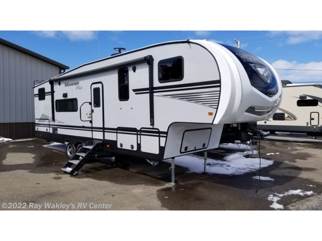 New 2019 Winnebago Minnie Plus 29RBH available in North East, Pennsylvania