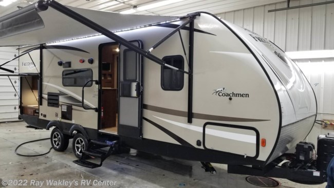 2017 Coachmen Freedom Express 248RBS
