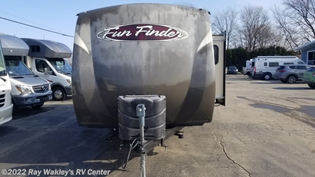 2013 Cruiser RV Fun Finder F-214WSD