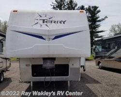#28473A - 2007 Fleetwood Terry 285RL