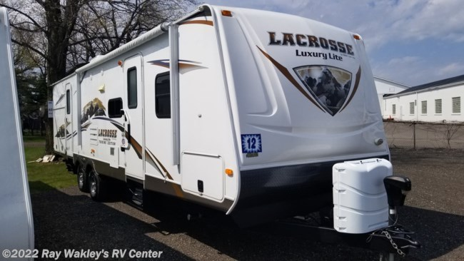 2012 Prime Time LaCrosse Luxury Lite 318 BHS