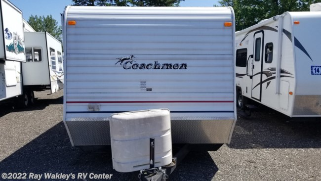 2005 Coachmen Spirit of America 249QBS