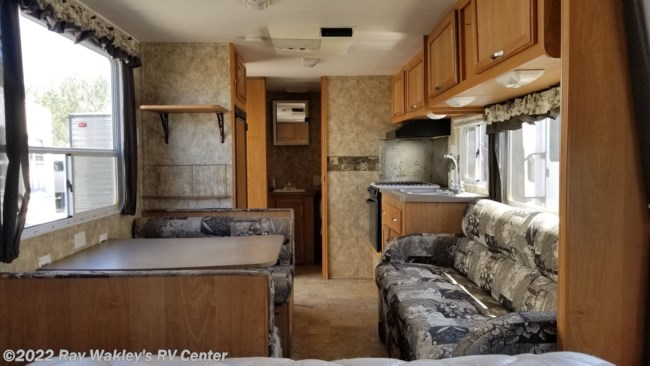 2005 Coachmen Spirit of America 249QBS Floorplan
