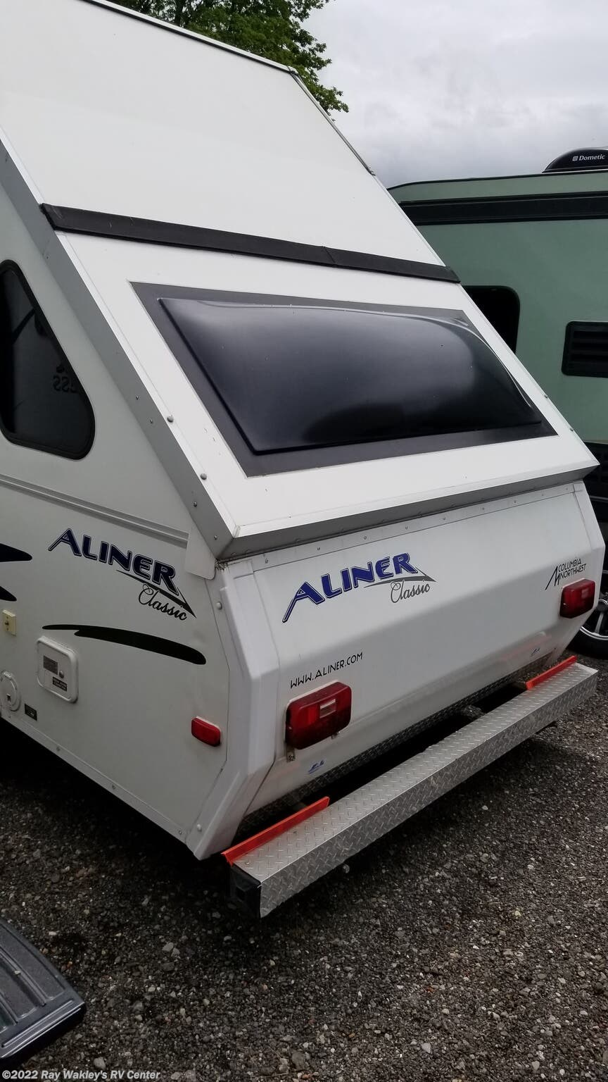 39710B - 2009 Aliner Classic for sale in North East PA