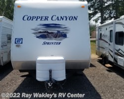 #84157A - 2007 Keystone Copper Canyon 312SL