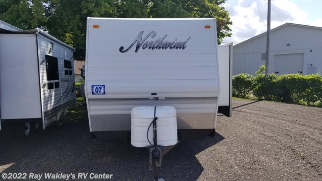 2007 Northwood Northwind 30N