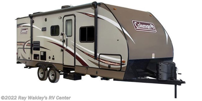 2017 Dutchmen Coleman Light LX 1705RB