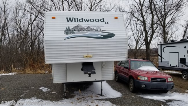 2003 Forest River Wildwood 29BHSS