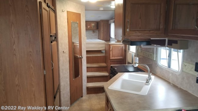 2008 Northwood Nash 23.5 Floorplan