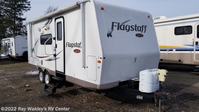 2011 Forest River Flagstaff Super Lite 23FBS