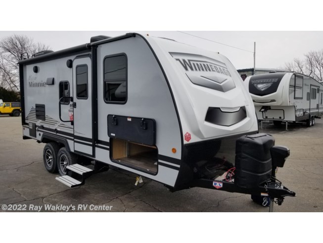 New 2020 Winnebago Micro Minnie 2108DS available in North East, Pennsylvania