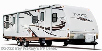 2013 Keystone Passport Ultra Lite Grand Touring 3180RE