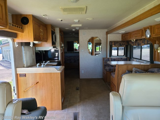 2003 Georgie Boy Landau 3402DS Floorplan