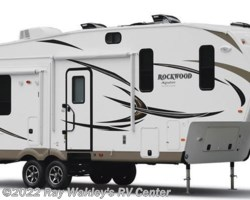 #06011A - 2016 Forest River Rockwood Signature Ultra Lite 8289WS