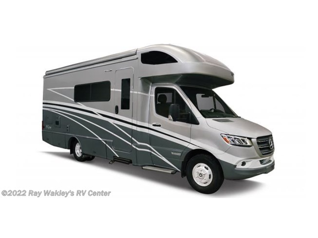 Stock Image for 2021 Winnebago View 24V (options and colors may vary)