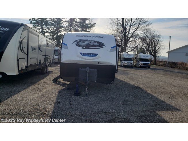 Used 2019 Forest River Alpha Wolf 29QBL available in North East, Pennsylvania