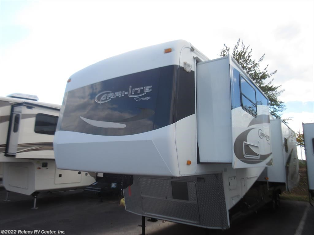 Used Carriage Carri Lite Fifth Wheel Trailer Classifieds