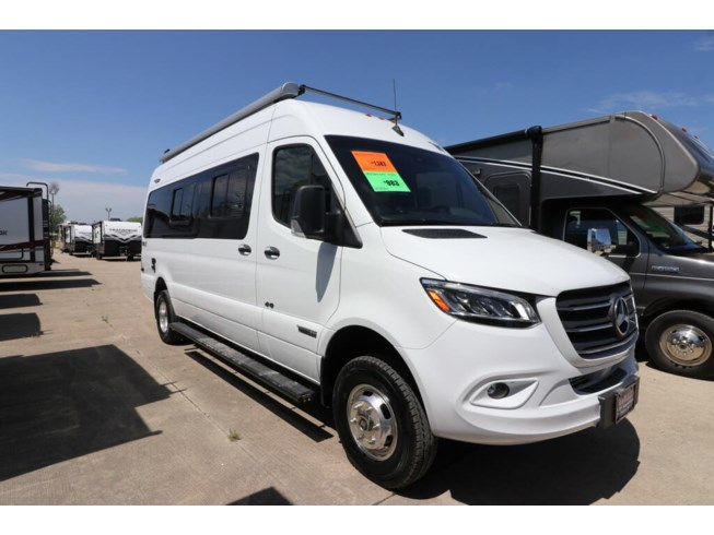 New 2020 Winnebago Boldt 70KL 4X4 available in Rockwall, Texas