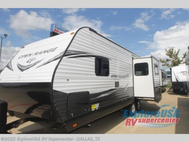 2019 Highland Ridge Open Range Conventional OT23RLS - New Travel Trailer For Sale by ExploreUSA RV Supercenter - MESQUITE, TX in Mesquite, Texas features Slideout