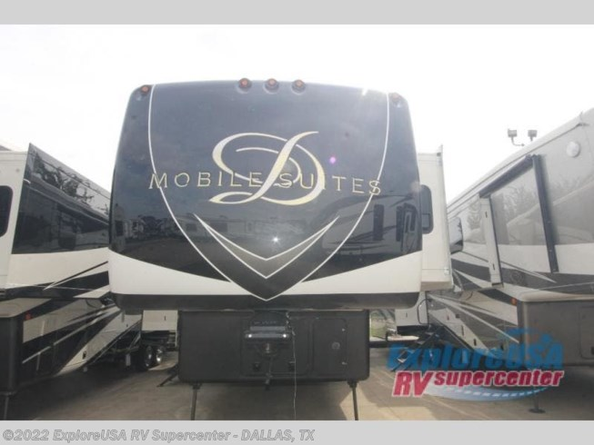 New 2020 DRV Mobile Suites 38 RSSA available in Mesquite, Texas