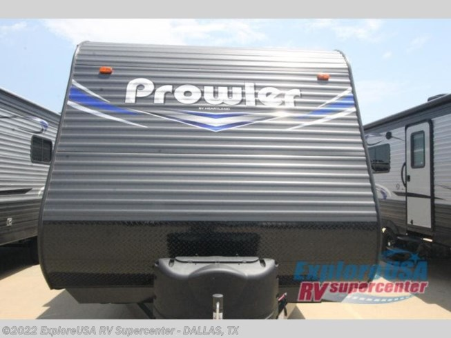 New 2020 Heartland Prowler 250BH available in Mesquite, Texas