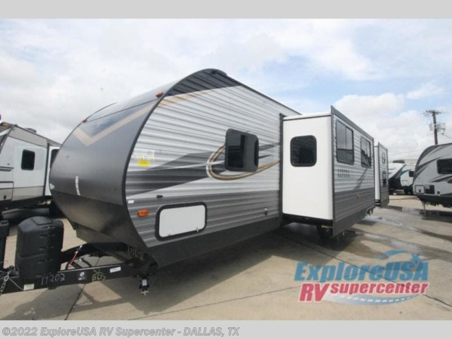 2021 Aurora 32BDS by Forest River from ExploreUSA RV Supercenter - MESQUITE, TX in Mesquite, Texas