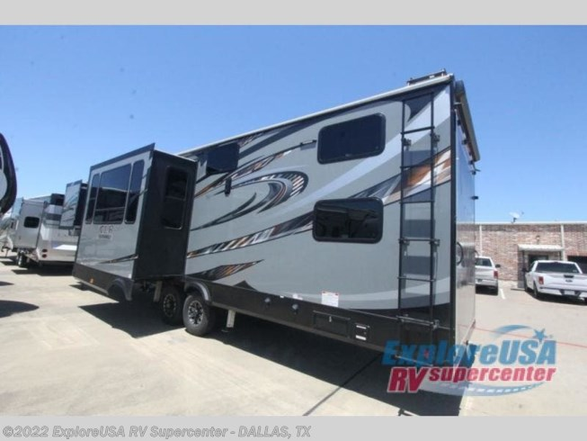 Used 2018 Forest River XLR Thunderbolt 341AMP available in Mesquite, Texas