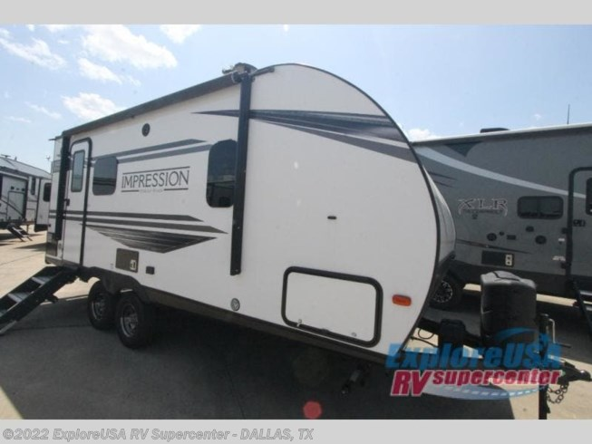 2019 Impression 20RB by Forest River from ExploreUSA RV Supercenter - MESQUITE, TX in Mesquite, Texas