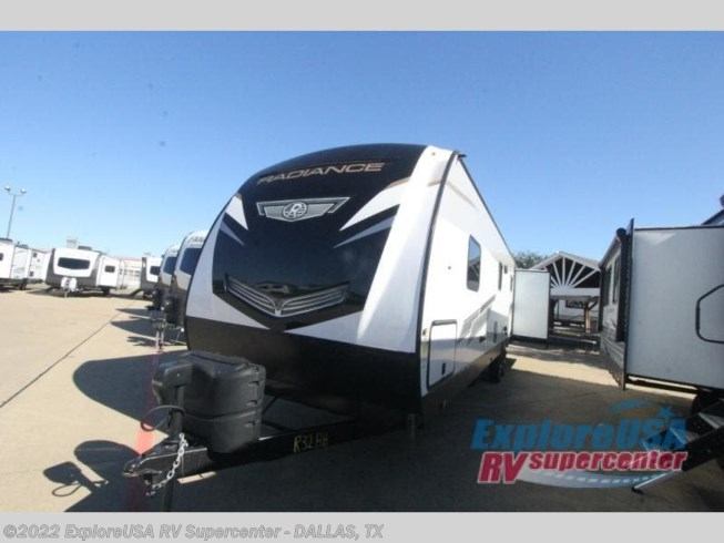 New 2021 Cruiser RV Radiance Ultra Lite 32BH available in Mesquite, Texas