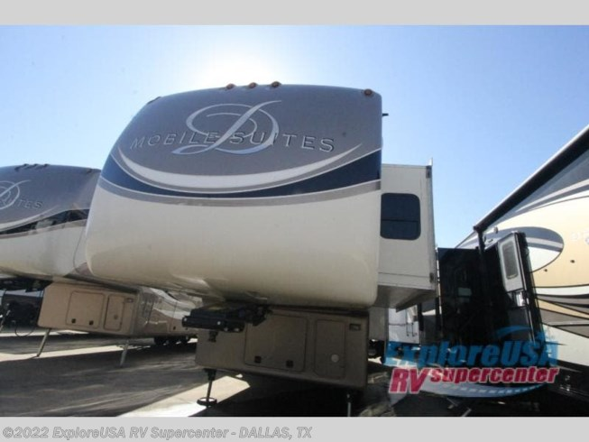 Used 2015 DRV Mobile Suites 41 RSSB4 available in Mesquite, Texas