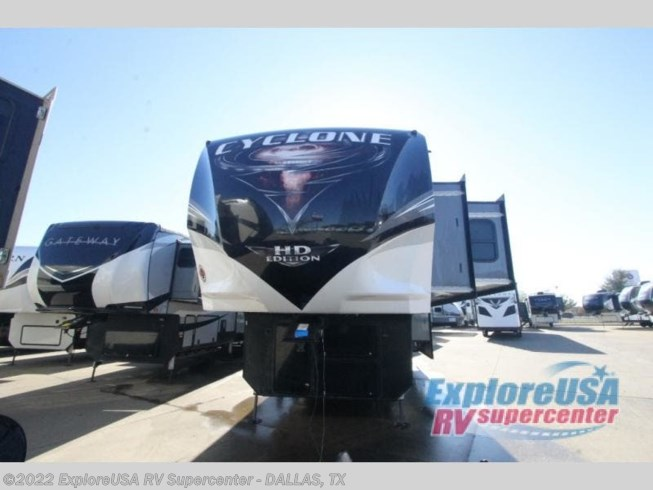 Used 2020 Heartland Cyclone 4007 available in Mesquite, Texas