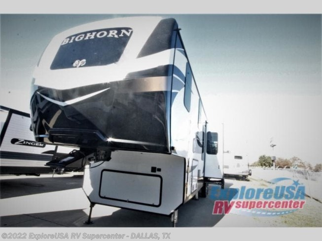 New 2021 Heartland Bighorn 3995FK available in Mesquite, Texas