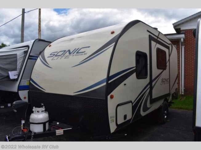 2019 Sonic 167VMS  LITE by Venture RV from Wholesale RV Club in , Ohio