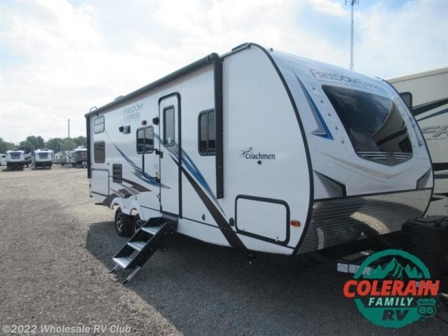 New 2020 Coachmen Freedom Express Ultra Lite 257BHS available in , Ohio