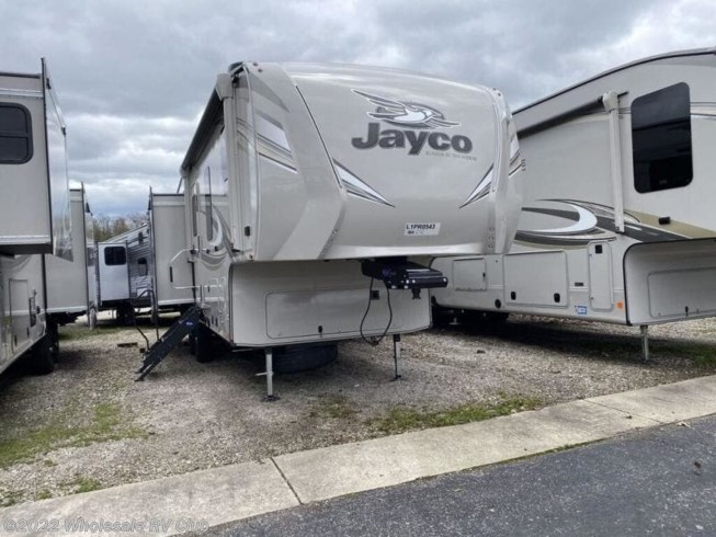 New 2020 Jayco Eagle HT 28.5RSTS available in , Ohio