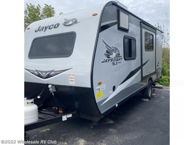 2020 Jayco Jay Flight SLX 7 183RB - New Travel Trailer For Sale by Wholesale RV Club in , Ohio features Slideout