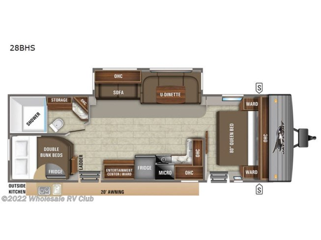 New 2021 Jayco Jay Flight 28BHS available in , Ohio