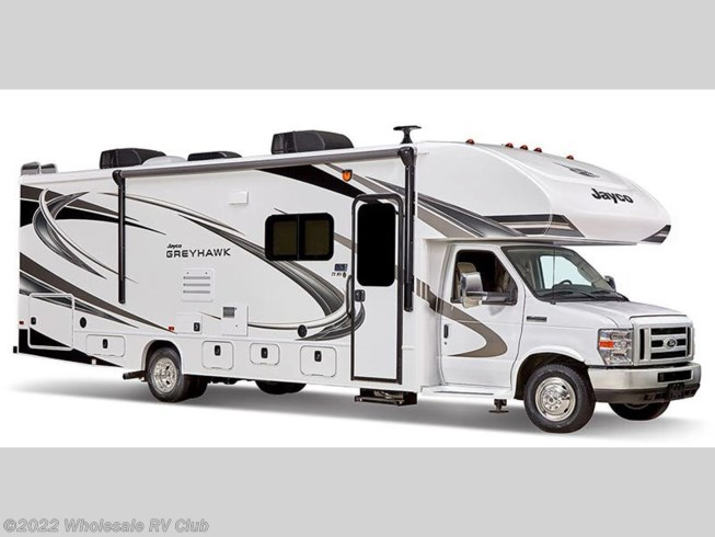 New 2021 Jayco Greyhawk 31F available in , Ohio